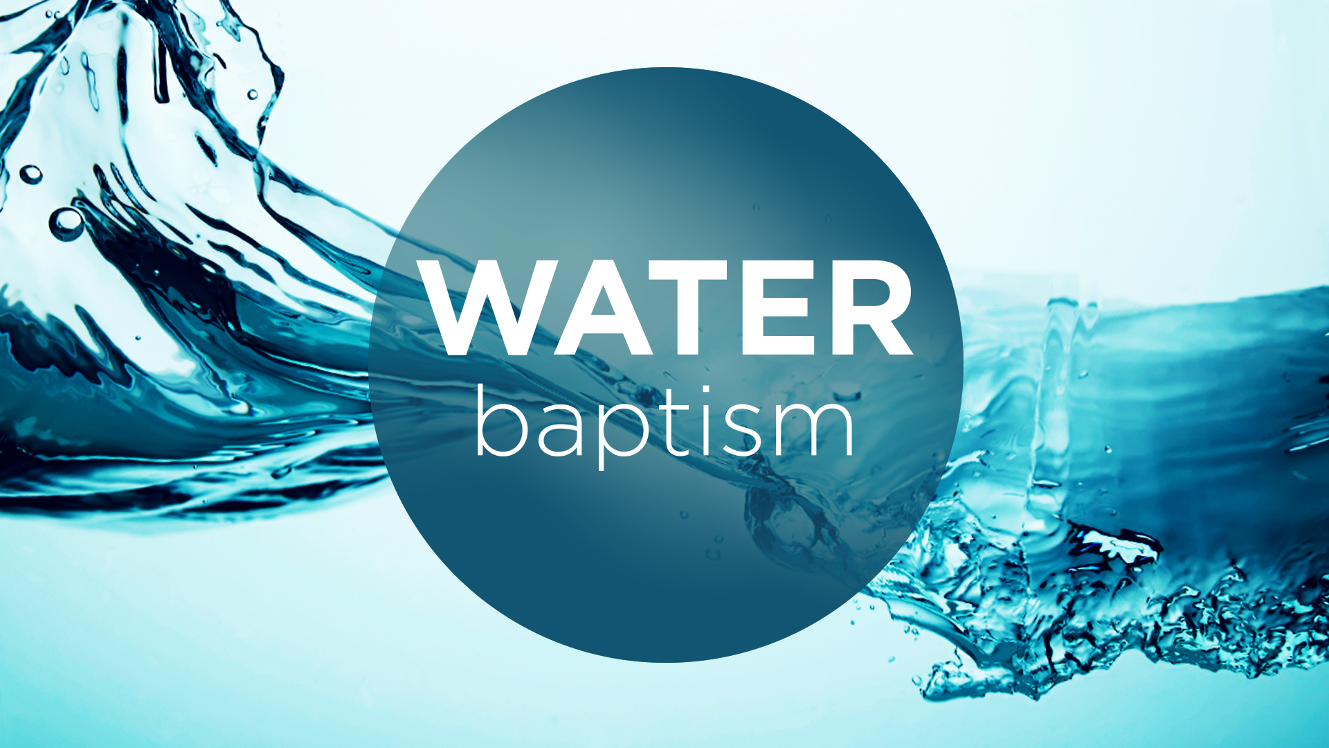 Baptism Class - Ethnos Church Milwaukee